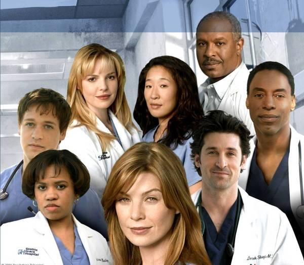 Grey's Anatomy | SériesBlog