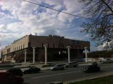 El teatro/ la ópera de Kharkiv