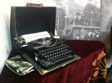 Pieza de la colección. Museo Literatura de Kharkiv.