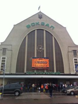 Estación de Kiev