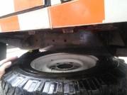 Incluso la parte interior del chasis se debe de limpiar