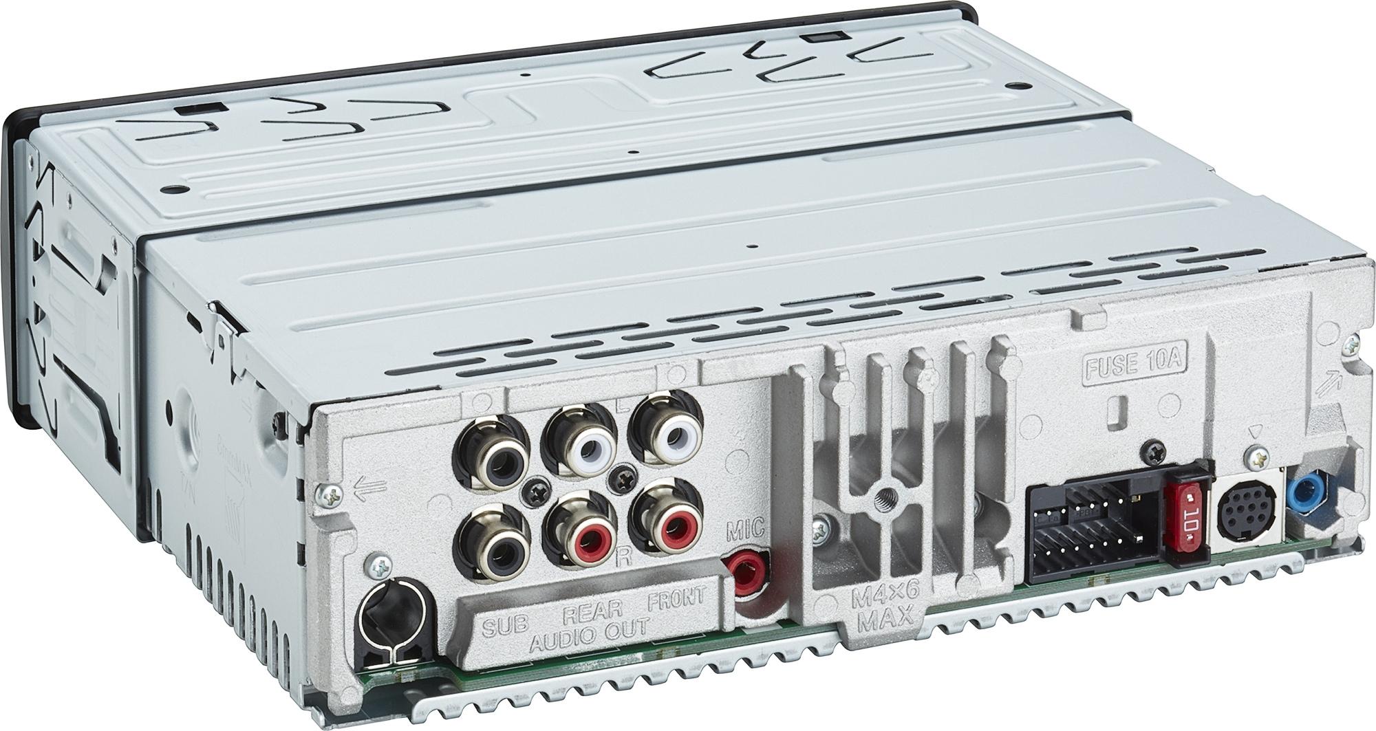 Marine Stereo Dash Adapter