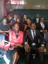Herbert Onye Orji Foundation Launch 1
