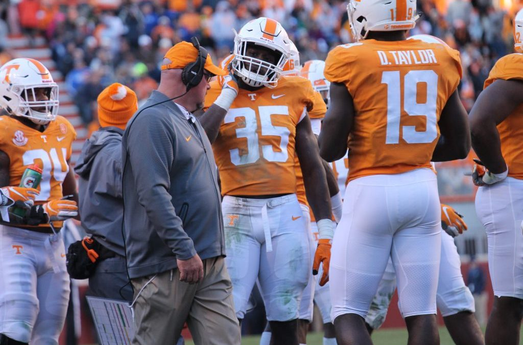 Vols Path To Bowl Game Much More Manageable Following Victory Over South Carolina