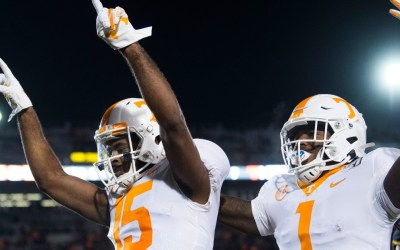 Where Former Vols Are Projected To Be Selected In 2020 NFL Draft