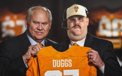 Vols Become The Latest to Partake In New Internet Trend