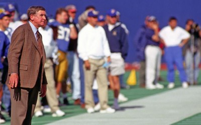 In Memoriam: Remembering Johnny Majors