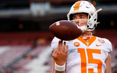 It's Clearly Harrison Bailey Time On Rocky Top