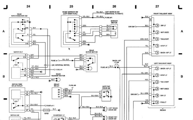 volvo v70 tail light wiring diagram  wiring diagram diode