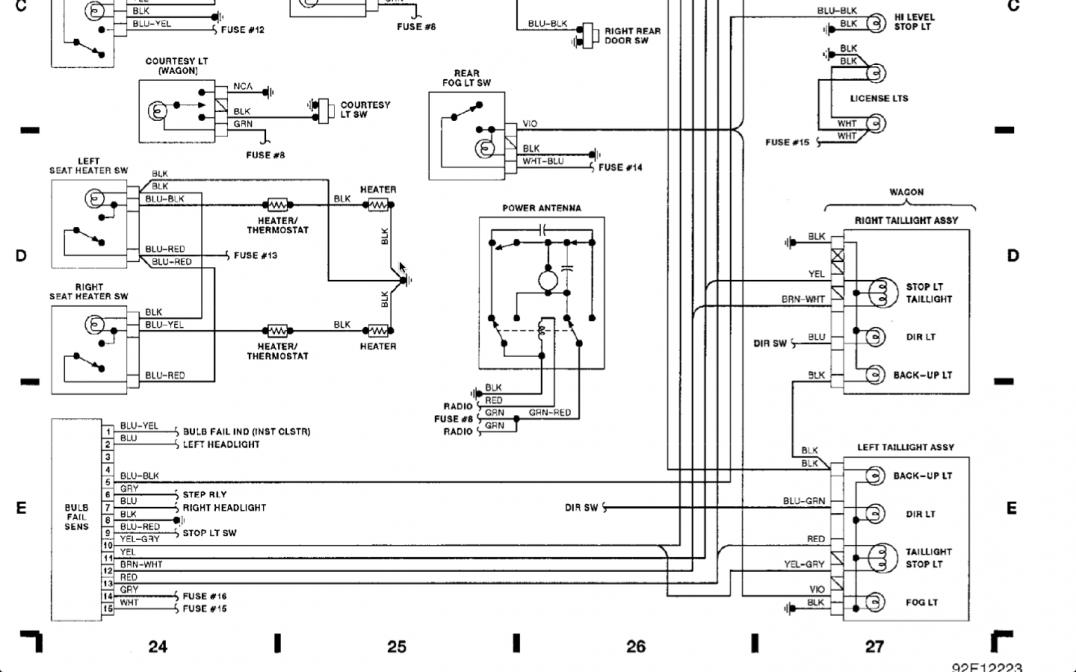 1988 volvo 240 dl wiring diagram 1988 subaru justy dl