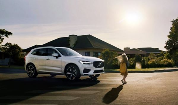 New Volvo XC60 Safety Features