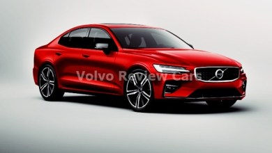 New 2021 Volvo S90 Facelift Design
