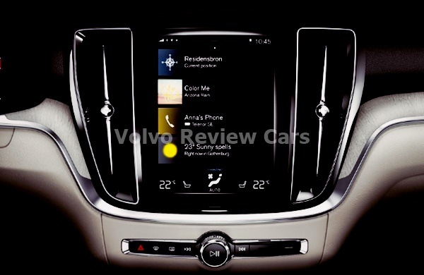 2021 Volvo S60 Security System