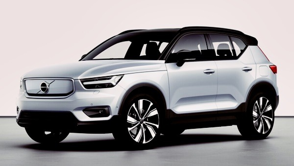 new 2021 volvo xc40 facelift design - volvo review cars