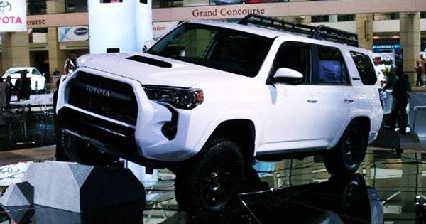 2022 Toyota 4Runner Hybrid