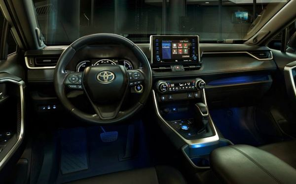 2023 Toyota 4Runner Redesign Interior