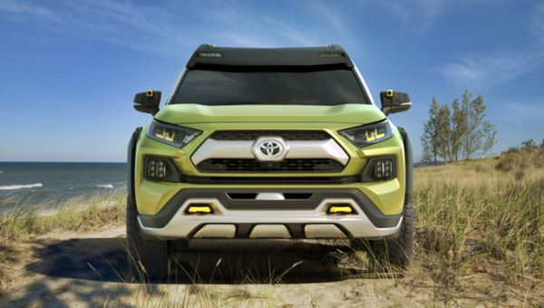 2023 Toyota 4Runner Redesign
