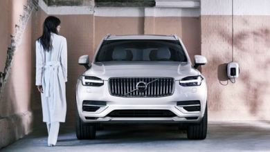 2022 Volvo XC90 Autonomus Drive