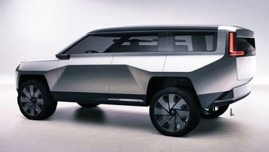 2023 Volvo XC100 Redesign