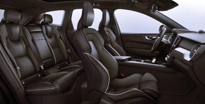 2023 Volvo XC60 Interior