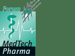 Logo von MedTech Pharma e.V.