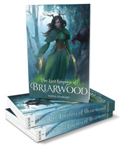 The Lost Empress of Briarwood