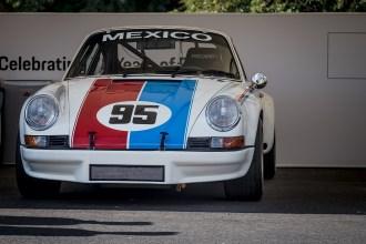 Brumos Racing Porsche 911 RSR