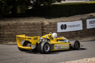 Renault Elf Formula 1 car