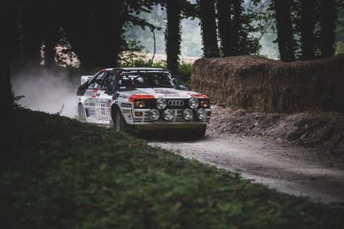 1983 Group B Audi Quattro A1