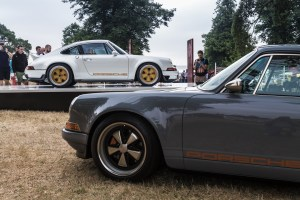 Singer reimagined Porsche 911's