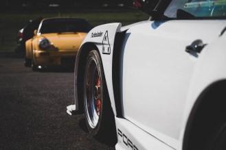 Porsche 935 aerodynamic front wing
