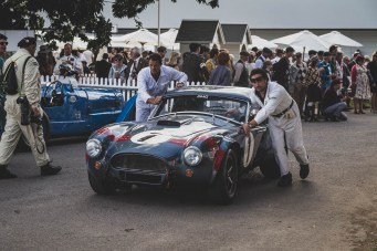 1963 AC Cobra, Goodwood Revival.