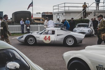Porsche 904 Carrera GTS, Goodwood Revival.