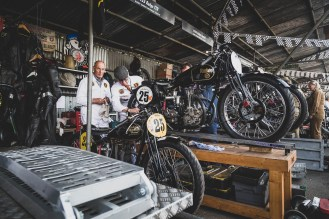 Talking Rudge, Goodwood Revival.