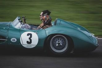 Fast driving fun at Goodwood