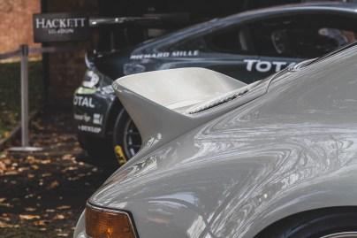 Porsche duck tail