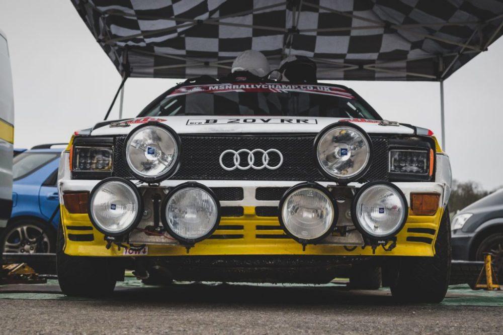 1987 Audi Quattro 2000T