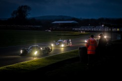 Night racing at Goodwood