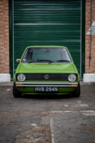 Mark one VW Golf