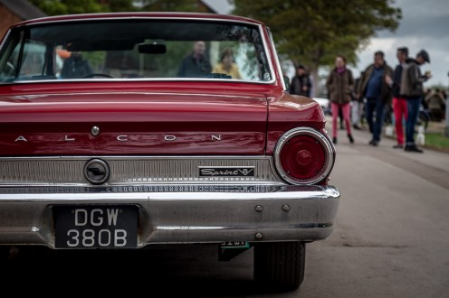 1964 Ford Falcon Bicester Heritage Sunday Scramble