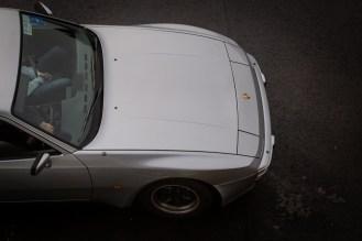 Porsche 944 nose