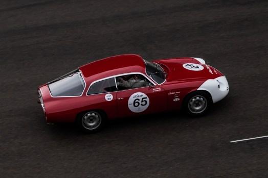 Slippery Alfa Romeo