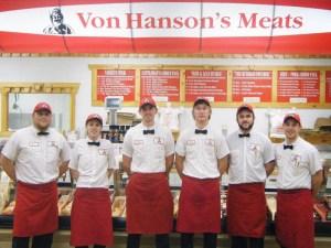 St. Cloud/Waite Park, MN, Von Hanson's Meats