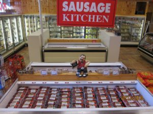 Our Sausage Kitchen