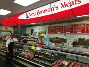 Von Hanson's Meats in Bloomington, MN