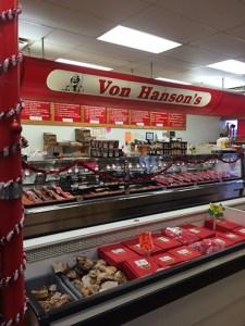 Eagan, MN, Von Hanson's Meats on Cliff Road