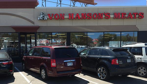 Highland Park, ST. Paul, MN Von Hanson's Meats