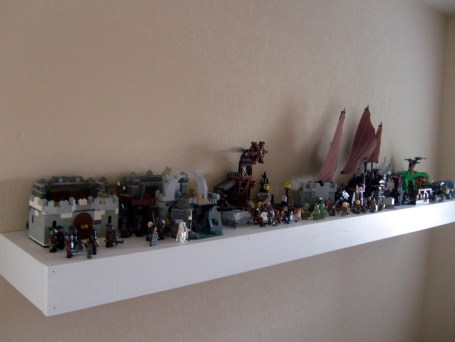 His LEGO LOTR Collection