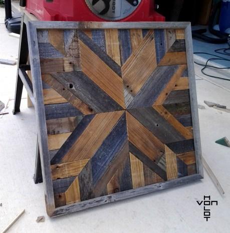 Barn Wood Quilt