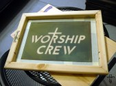 worship crew - taped and ready